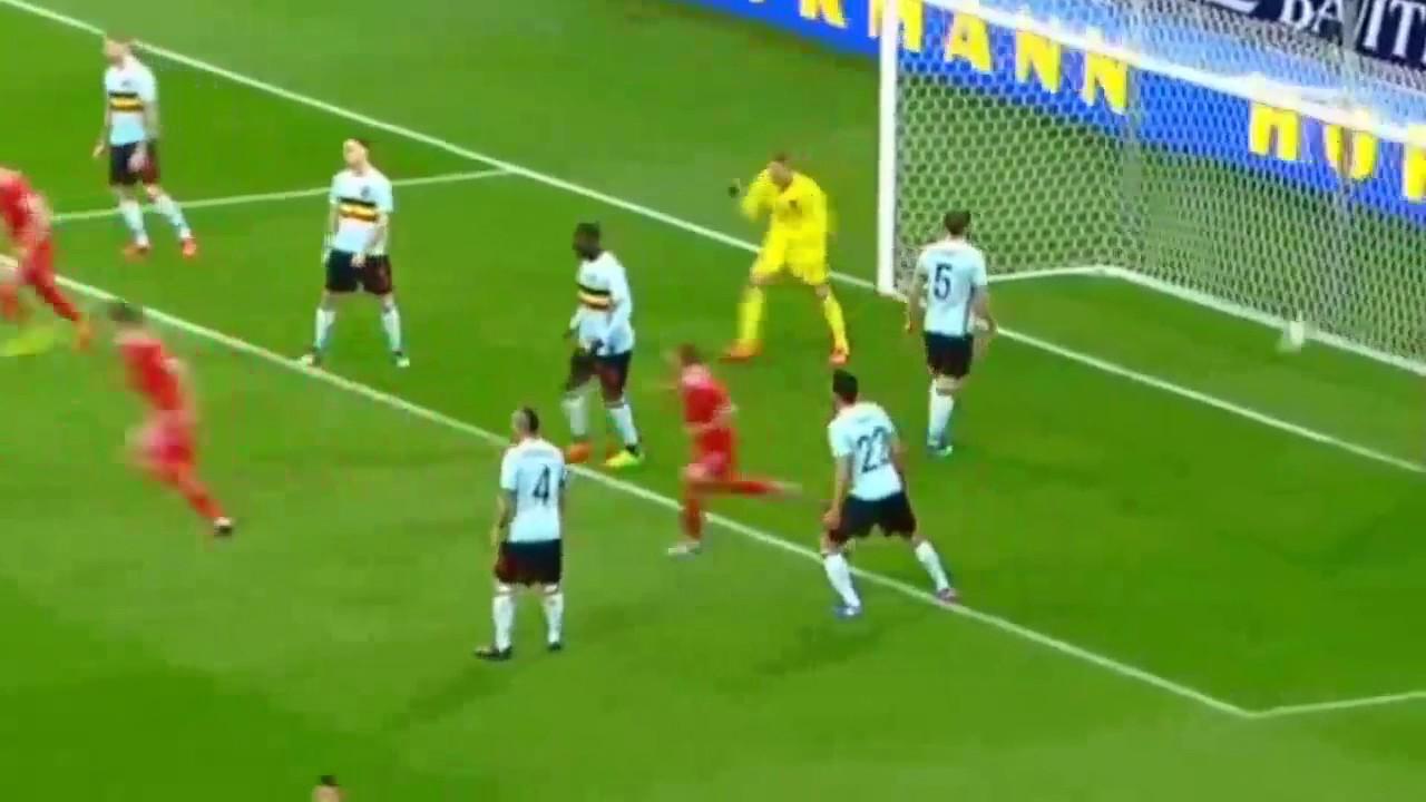 Russia Vs Belgium 3 3 All Goals Extended Highlights