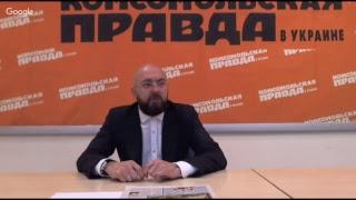 Создатель украинского инфотеймента (112 Украина, Newsone, Прямой) Алексей Семенов