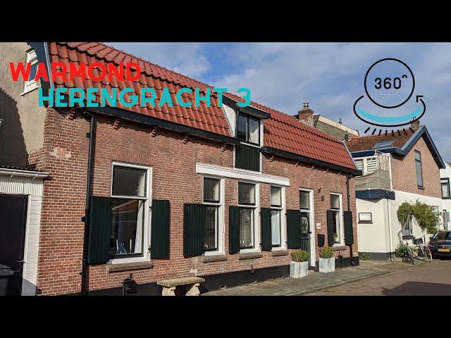 360 graden video Herengracht 3, Warmond - Beweeg je telefoon
