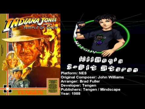 Indiana Jones and the Temple of Doom (NES) Soundtrack - 8BitStereo