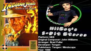 Indiana Jones and the Temple of Doom (NES) Soundtrack - 8BitStereo