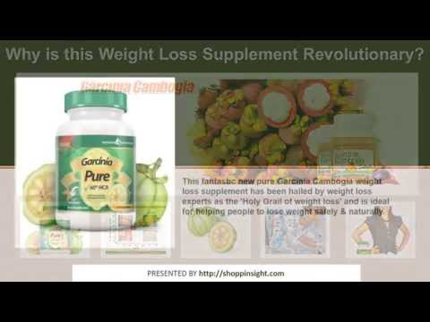 Garcinia Cambogia for Natural Weight Loss One of the Best Diet Pills for Women