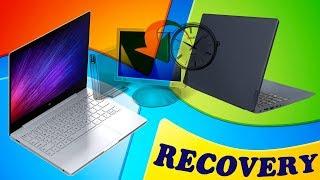 Заводской RECOVERY Windows 8.1 сохранение и восстановление