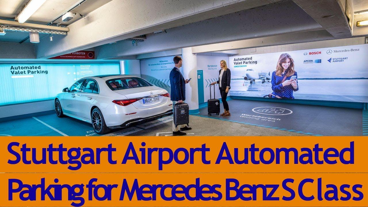 ✈️Find cheap parking at Stuttgart airport