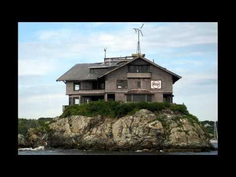 Clingstone House A Home On an Island!