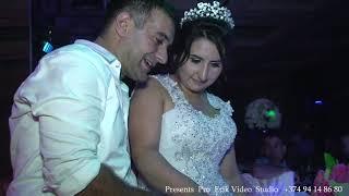 Viktor & Gexanush  Wedding   Harsanekan Tort 25 08 2018  7 mas