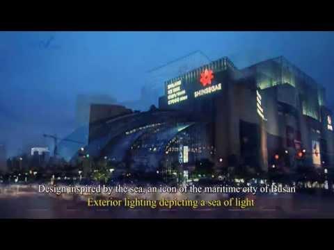 Shinsegae Department Store Centum City (신세계백화점 센텀시티점)