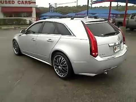 2010 Cadillac Cts Station Wagon San Antonio Tx Cd10919a Youtube