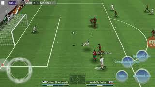 Испания Марокко 4 2 Товарищеский матч
