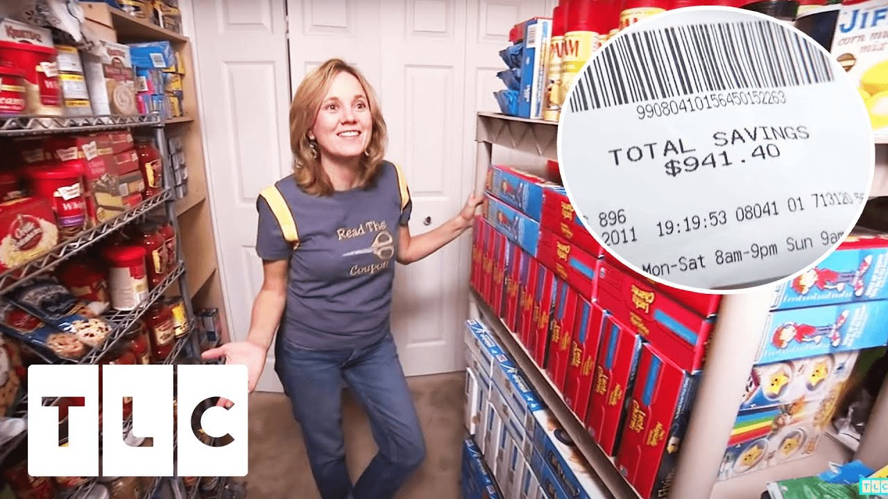 Download Woman Is Such An Extreme Couponer That She Has TWO Coupon Storage Units | Extreme Couponing