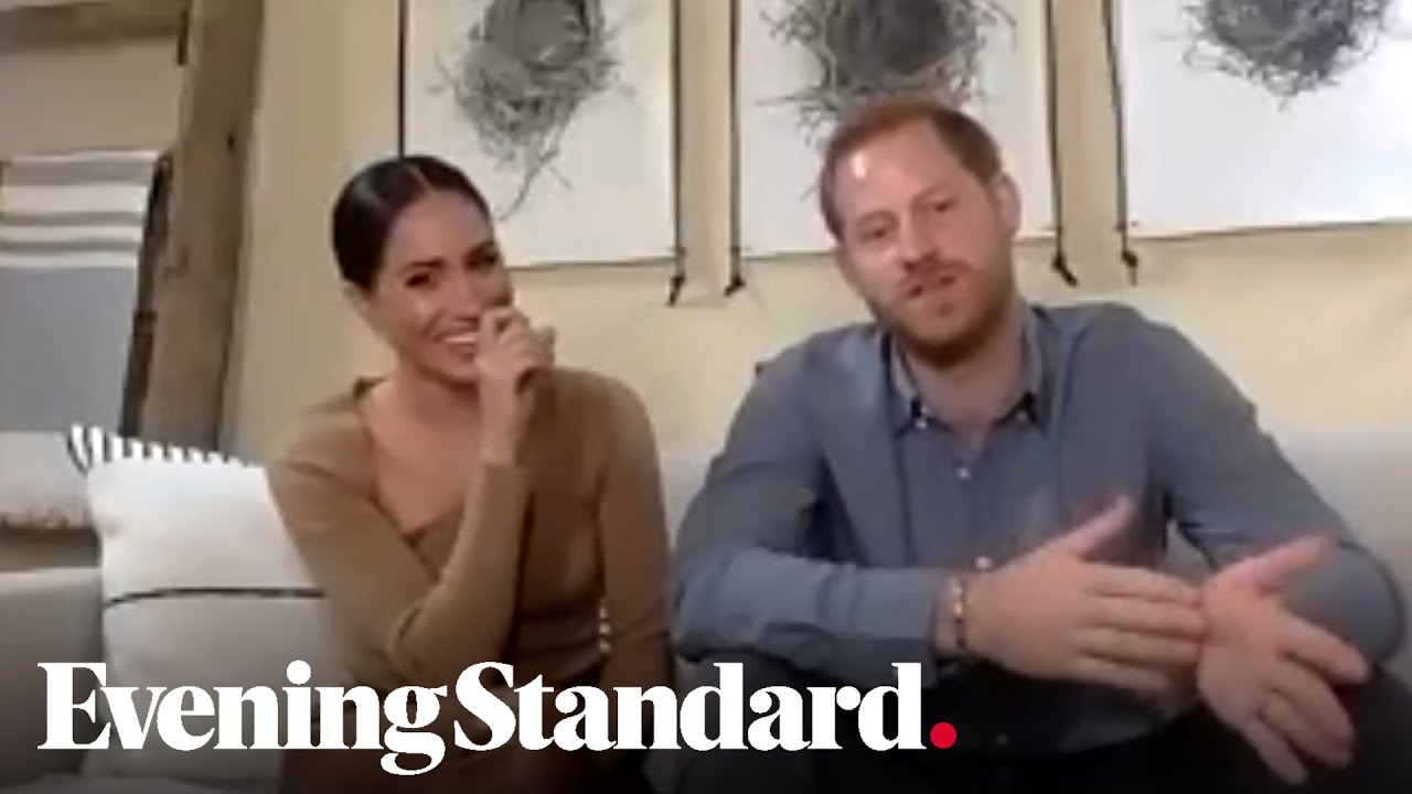 EXCLUSIVE: Harry and Meghan's call to end structural racism in Britain as they launch new campa