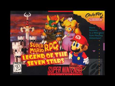Super Mario RPG - Moleville  - Music HD