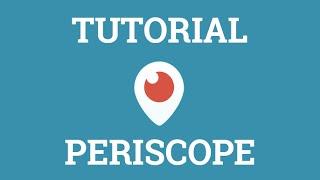 Tutorial Como Usar o Periscope | Douglas Almeida | Episódio ESPECIAL