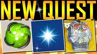 Destiny 2 - BIG GAME UPDATE! NEW QUEST!