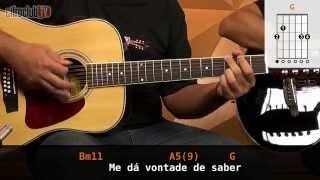 Me Chama - Lobão (aula de violão)