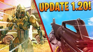 *NEW* OPERATION APOCALYPSE Z / REAPER SPECIALIST, DLC MAPS, NEW GUNS & MORE / (UPDATE 1.20)  COD BO4