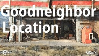 Fallout 4 Good Neighbor Location Hancock Intro