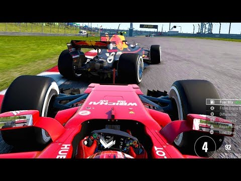 LAST TO ? IN MALAYSIA, CLOSE ENCOUNTERS! - F1 Online Career