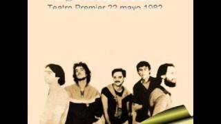 Canción de Bajo Belgrano (El hombre perdido) - Spinetta Jade (Teatro Premier 82) YouTube Videos