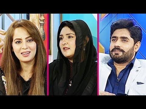 Ek Nayi Subah with Farah - Abrar-ul-Haq and Sara Raza Khan - 29 Sep 2017 - A Plus