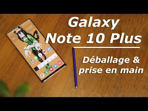 samsung-galaxy-note-10-plus-:-unboxing-et-premières-impressions-!