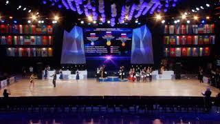Russian Open Dancesport Championships. 21 октября 2019г. Площадка B