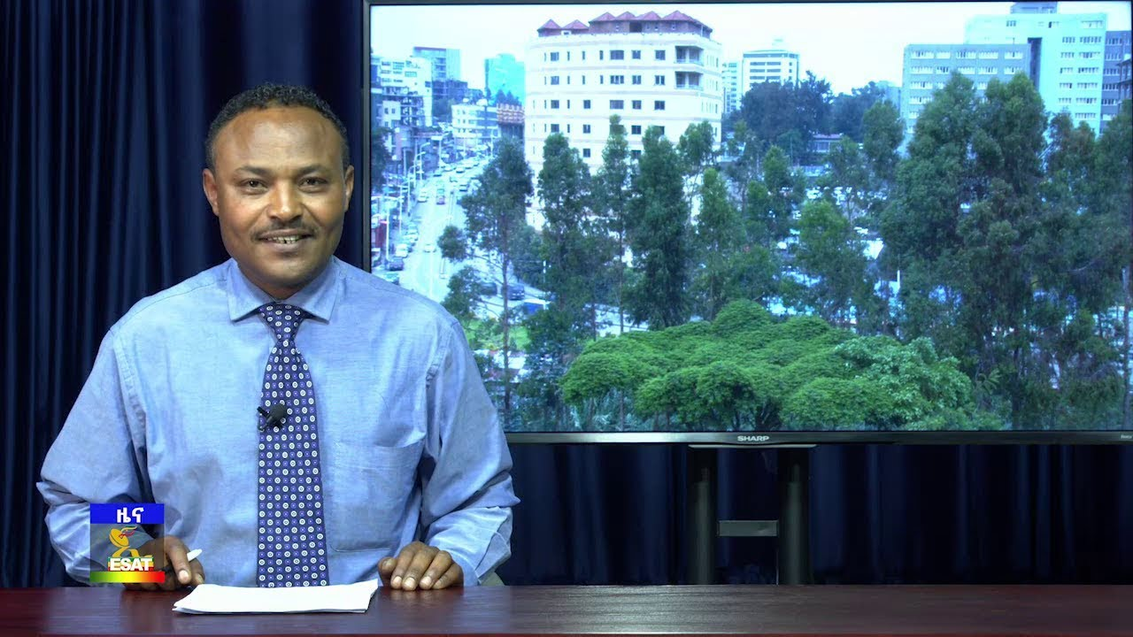 Ethiopia -ESAT Amharic Day time News September 11, 2019