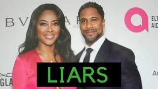 Kenya Moore and Marc Daly Oscars 2018 comments! streaming