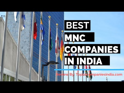 Top 10 Multinational Companies In India | MNC Companies In India 2019-2020