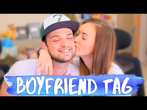 💘THE BOYFRIEND TAG!💑