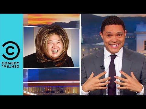 Donald Trump Slides Into Kim Jong Un's DMs | The Daily Show With Trevor Noah