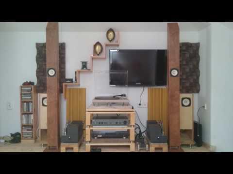 Fostex Fe103-sol | FunnyDog TV