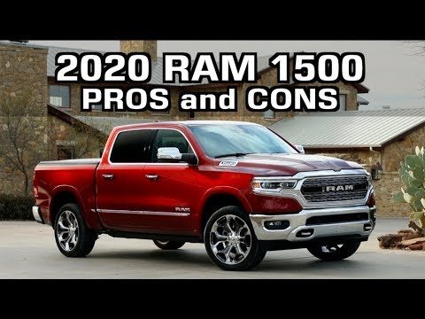 Reasons FOR and AGAINST: 2020 RAM 1500 on Everyman Truck Driver
