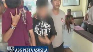 Download Video 5 ABG Ditangkap Polisi Pasca Ditemukan Tak Sadarkan Diri Usai Pesta Seks & Narkoba - BIM 30/03 MP3 3GP MP4