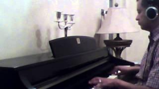 لية يا قلبى لية .. فايزة أحمد .. موسيقى على بيانو طارق بغدادى