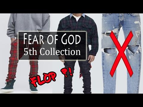Das ENDE von Fear of God ?!   Fifth Collection   Jemand