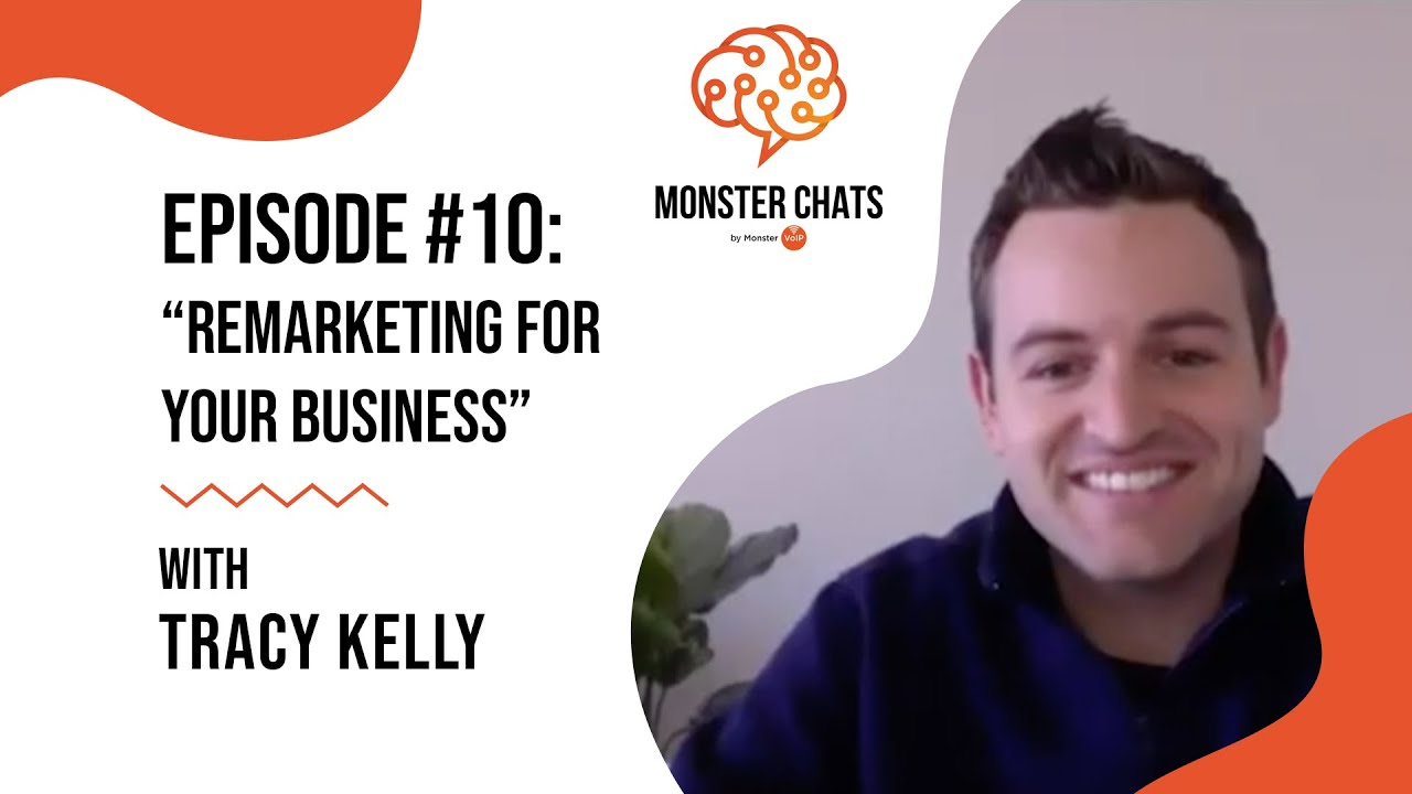 """Episode #10: """"Remarketing for your business """" with Tracy Kelly"""