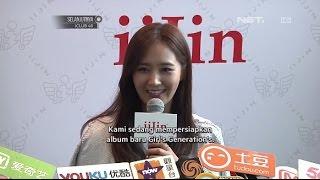 Yuri membocorkan rencana SNSD di tahun 2015