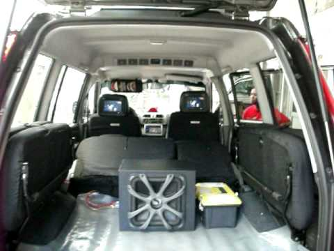 Mitsubishi adventure GLS Sport Livin Loud.AVI - YouTube