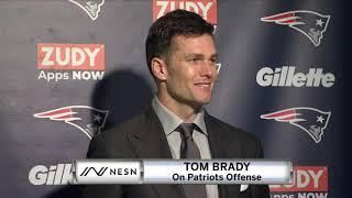 Tom Brady Patriots vs. Bengals NFL Week 15 Postgame Press Conference