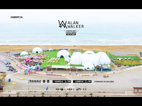 Alan Walker Perú 2019  Tour Different World