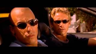 The Fast And The Furious Ferrari Vs Toyota Supra Drag Race. R.I.P Paul Walker