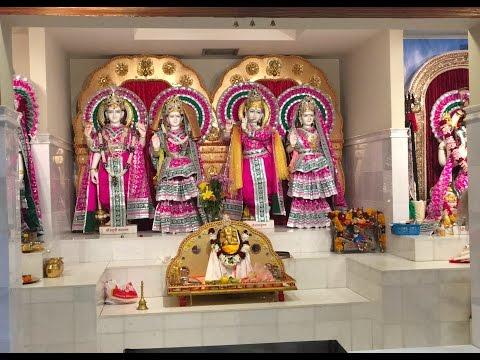 Sunnyvale Hindu temple, California