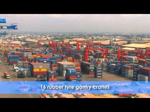 Abidjan Terminal 2014 corporate movie - Bolloré Ports (Groupe Bolloré)