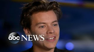 Harry Styles, Fionn Whitehead discuss taking on