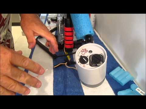 How to clean and service O rings in an underwater camera housing