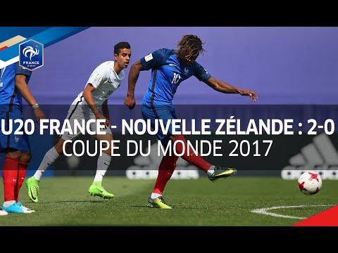 CDM U20 : France - Nouvelle-Zélande (2-0)