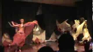 Vlog: Ice Queen - Bellydance