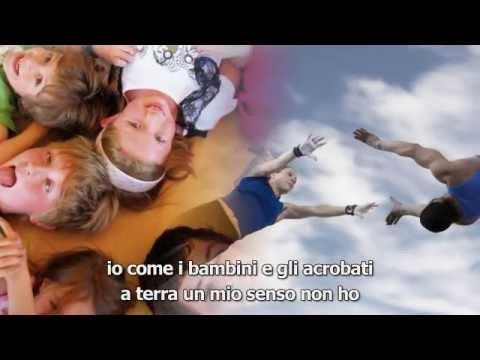 Michele Zarrillo - L'acrobata (con testo)