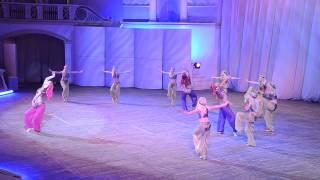 Ритмы детства. Танец Анитры